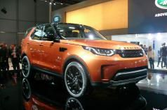 ����� Land Rover Discovery: �� ������������ - � ������ �������� SUV