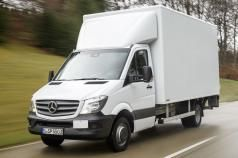 Mercedes-Benz Sprinter �������� � �������� � ����������������