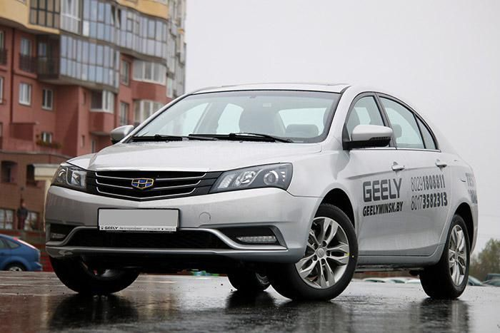 """����� ������ - ������ ����? ����-����� """"�������"""" Geely Emgrand 7 ����������� ������"""