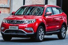 Geely �� ���������� ��������� ������ � �������� �� ������� �������