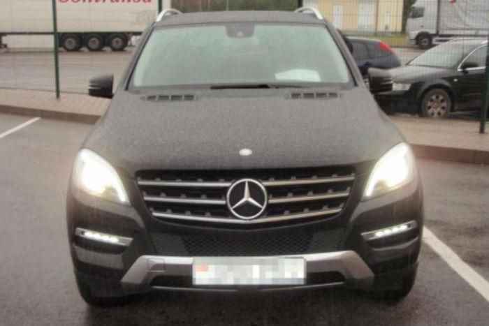 ������� ��������� Mercedes-Benz ML ��������. ������ �������� �������� � ��������