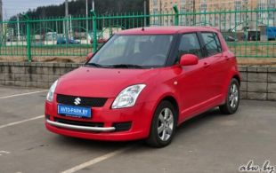 Suzuki Swift: позитивно, надежно, оригинально