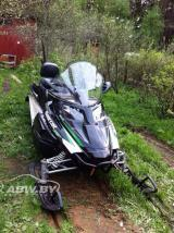 Снегоход Arctic Cat Mudpro BearCat Z1, 2010 г.в. 1.0Б МКП
