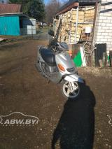 Скутер Yamaha Aerox Grand Axis 100, 2004 г.в. 102Б МКП