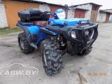 Квадроцикл Polaris Sportsman 800, 2008 г.в. 800Б МКП